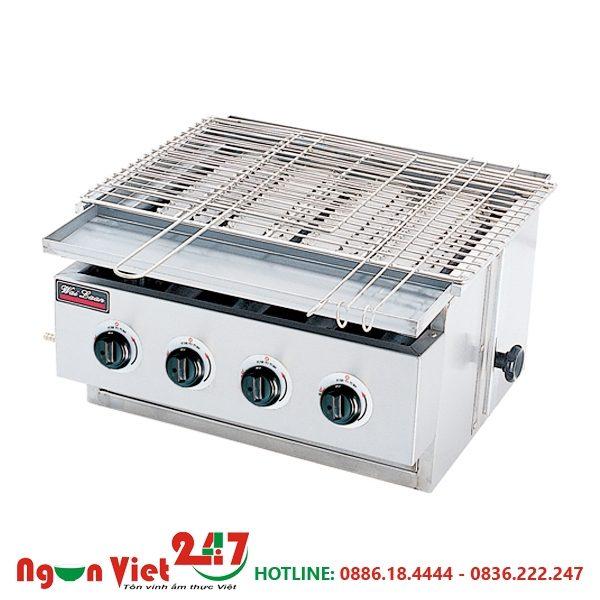 Lò nướng BBQ gas-Wailaan
