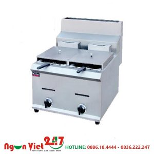 Bếp chiên nhúng đơn dùng gas BCNG-05