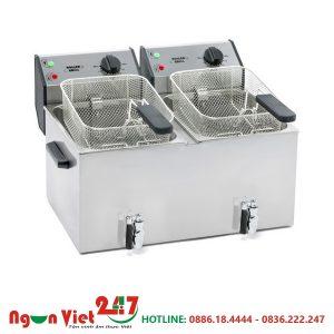 Bếp chiên nhúng đôi dùng điện CN-01
