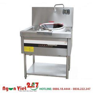 Bếp từ đơn mặt lõm có vòi nước BT-02