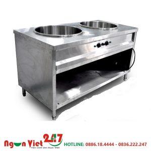 Tủ giữ nóng cơm canh CC-01