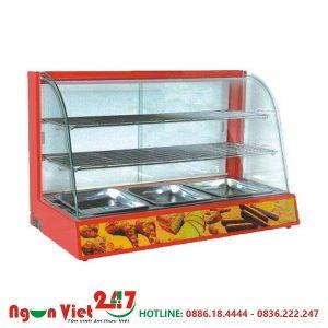 Tủ giữ nóng thức ăn CH-02