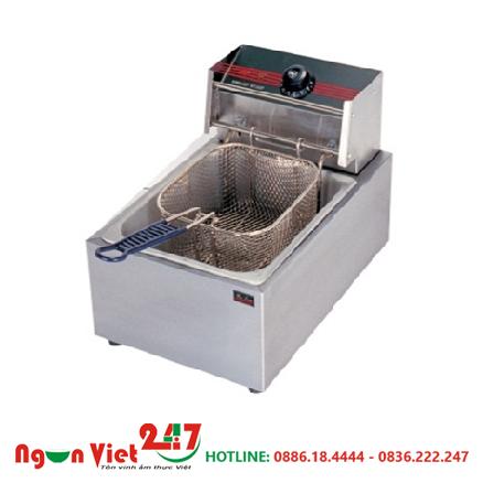 Bếp chiên nhúng đơn dùng điện EF82